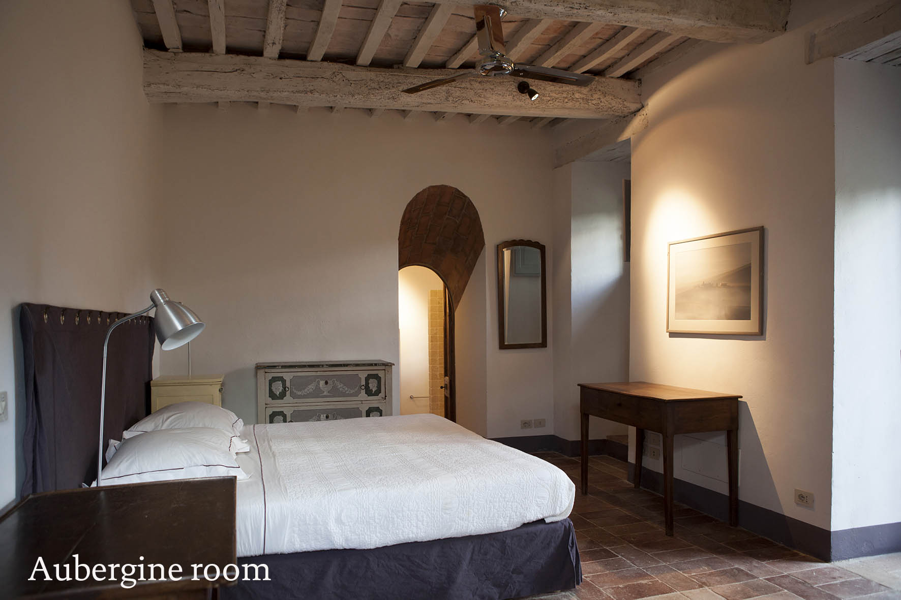 Villa Romitorio - Rooms